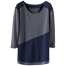 Buy Poetry Colour Block Jersey Top Online at johnlewis.com