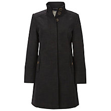 Buy White Stuff Orchard Street Coat, Stone Grey Online at johnlewis.com