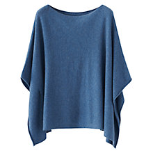 Buy Poetry Pure Cashmere Poncho Online at johnlewis.com