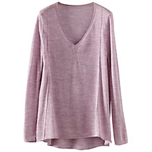 Buy Poetry Fine Knit Alpaca Tunic Online at johnlewis.com
