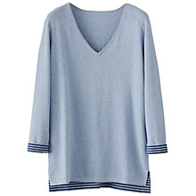 Buy Poetry Striped Cotton Jumper Online at johnlewis.com