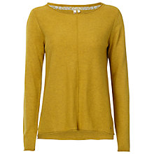 Buy White Stuff Falls Jumper, Yellow Online at johnlewis.com