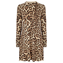 Buy Warehouse Animal Print Swing Dress, Animal Online at johnlewis.com