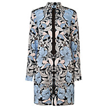 Buy Warehouse Nouveau Print Shirt Dress, Multi Online at johnlewis.com