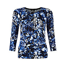 Buy Precis Petite Venezia Floral Printed Cardigan, Multi Online at johnlewis.com