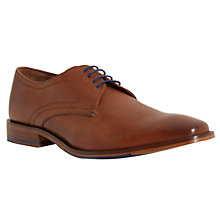 Buy Dune Rangeland Leather Derby Shoes Online at johnlewis.com