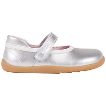 Buy Bobux Children's Twirl Leather Rip-Tape Shoes Online at johnlewis.com