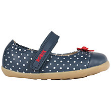 Buy Bobux Children's Swing Spot Mary Jane Shoes Online at johnlewis.com