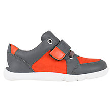 Buy Bobux Children's Attica Flame Shoes, Red Online at johnlewis.com