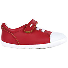 Buy Bobux Children's Scribble Leather Rip-Tape Sports Shoes Online at johnlewis.com