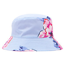 Buy Baby Joule Sunseeker Reversible Sun Hat, Blue/Multi Online at johnlewis.com
