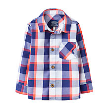 Buy Baby Joule Lachlan Check Shirt, Multi Online at johnlewis.com