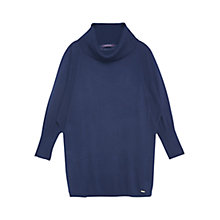Buy Violeta by Mango Fine Knit Cotton-Blend Jumper Online at johnlewis.com