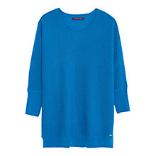 Buy Violeta by Mango Ribbed Wool-Blend Jumper Online at johnlewis.com
