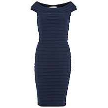 Buy Gina Bacconi Bardot Bandage Dress Online at johnlewis.com