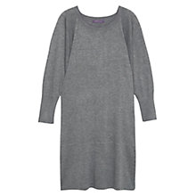 Buy Violeta by Mango Knitted Cotton-Blend Dress Online at johnlewis.com