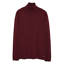 Buy Violeta by Mango Stand Collar Jumper Online at johnlewis.com