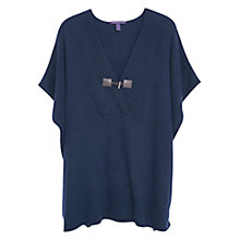Buy Violeta by Mango Alpaca Wool Blend Cape Online at johnlewis.com