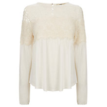 Buy Oasis The Grace Top Online at johnlewis.com