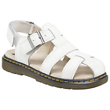 Buy Dr Martens Children's Moby T Lamper Leather Sandals Online at johnlewis.com