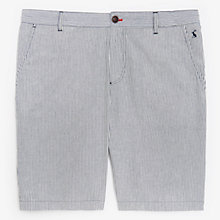 Buy Joules Morlsey Stripe Shorts, Navy Online at johnlewis.com