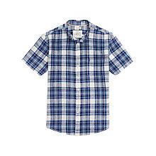 Buy Joules Wilson Shirt, Ink Blue Online at johnlewis.com