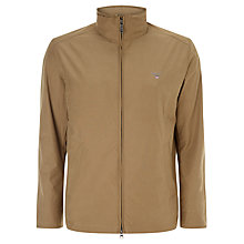 Buy Gant Midlength Jacket, Stone Online at johnlewis.com