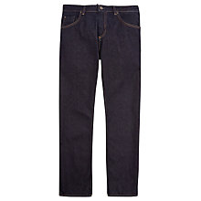 Buy Joules Kenson Jeans, Dark wash Online at johnlewis.com