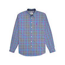 Buy Joules Lyndhurst Poplin Check Shirt Online at johnlewis.com