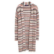 Buy Violeta by Mango Stripe Cardigan, Multi Online at johnlewis.com