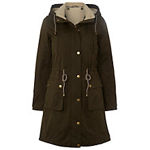 Buy White Stuff Urban Parka, Oak Tree Online at johnlewis.com
