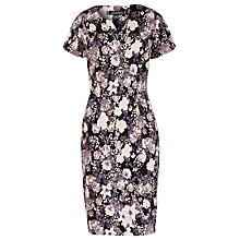 Buy Sugarhill Boutique Grace Floral Dress, Neutral Online at johnlewis.com