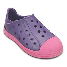 Buy Crocs Children's Bump It Clogs Online at johnlewis.com