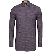 Buy Ted Baker Wowwee Target Print Shirt Online at johnlewis.com