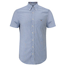 Buy Gant Banker Striped Shirt Online at johnlewis.com