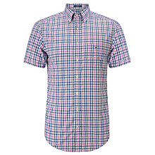Buy Gant Backspin Check Shirt Online at johnlewis.com