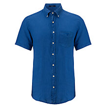 Buy Gant The Linen Shirt Online at johnlewis.com
