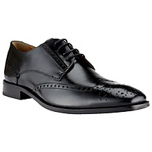 Buy John Lewis Brosnan Leather Lace-Up Brogues Online at johnlewis.com