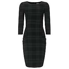 Buy Phase Eight Michelle Dress, Black/Grey Online at johnlewis.com