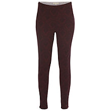 Buy White Stuff Jacquard Tregging Trousers Online at johnlewis.com