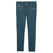 Buy Violeta by Mango Coated Slim Fit Jeans Online at johnlewis.com