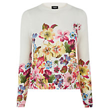 Buy Oasis The V&A Kirby Street Jumper, Multi Online at johnlewis.com