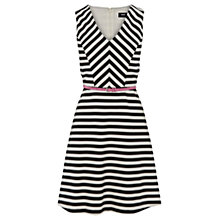 Buy Oasis Striped Dress, Multi Online at johnlewis.com