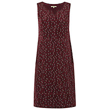 Buy White Stuff Dancing Ladies Cord Dress, Plum Online at johnlewis.com