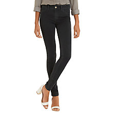 Buy Oasis Jade Jeans, Dark Grey Online at johnlewis.com