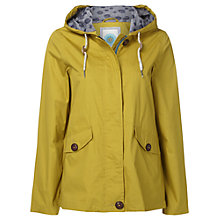 Buy White Stuff Jitter Short Mac, Yellow Online at johnlewis.com