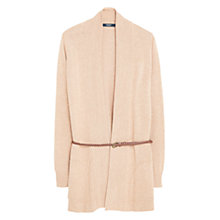 Buy Mango Long Belted Cardigan Online at johnlewis.com