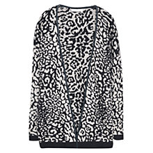 Buy Mango Monochrome Cardigan, Multi Online at johnlewis.com