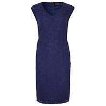Buy Sugarhill Boutique Cerys Lace Dress, Navy Online at johnlewis.com