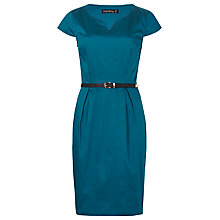 Buy Sugarhill Boutique Agatha Dress, Teal Online at johnlewis.com